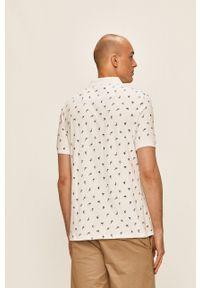 Biała koszulka polo Guess Jeans polo
