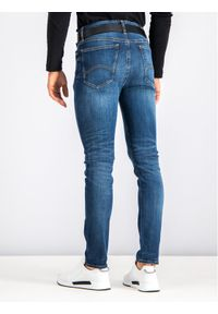 Tommy Jeans Jeansy Skinny Fit DM0DM03955 Niebieski Skinny Fit. Kolor: niebieski