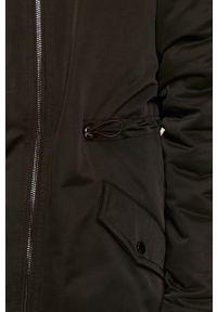 Czarny płaszcz medicine casualowy, na co dzień