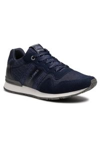 Jack & Jones - Jack&Jones Sneakersy Jfwstellar 12184147 Granatowy. Kolor: niebieski