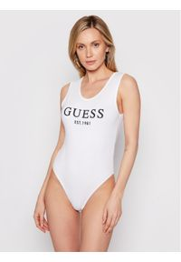 Guess Body O1GM01 J1311 Biały. Kolor: biały