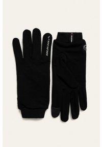Viking - Rękawiczki. Kolor: czarny
