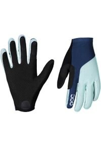 POC Rękawice rowerowe Essential Mesh Green/Blue. Materiał: mesh