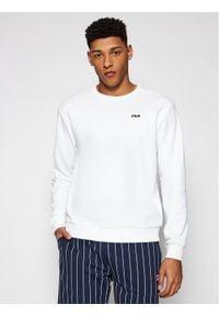 Fila Bluza Efim Crew 688164 Biały Regular Fit. Kolor: biały