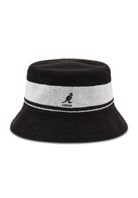Kangol - Kapelusz KANGOL - Bermuda Stripe Bucket K3326ST Black BK001. Kolor: czarny. Materiał: materiał, poliester, nylon, akryl #5