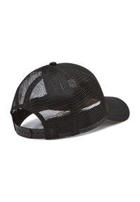 Czarna czapka z daszkiem Superdry