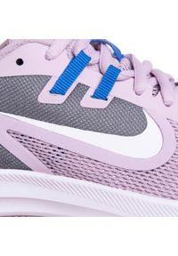 Różowe buty do biegania Nike Nike Downshifter, z cholewką