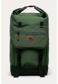 Zielony plecak Quiksilver