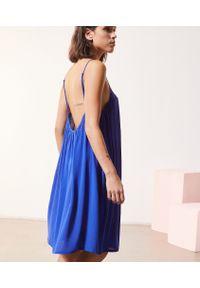 Niebieska piżama Etam