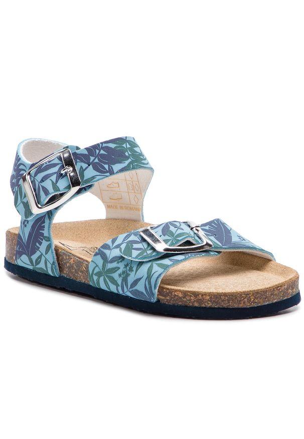 Niebieskie sandały Primigi na lato