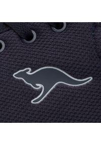 Niebieskie buty treningowe KangaRoos z cholewką