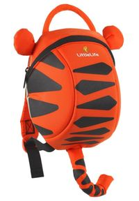 LittleLife plecak Animal Toddler Backpack 2l, tiger