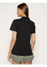 Czarna koszulka sportowa Head