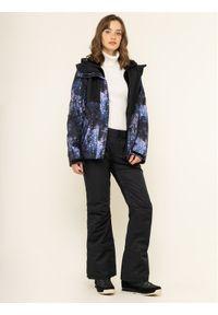 Niebieska kurtka sportowa Roxy snowboardowa