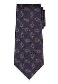Niebieski krawat