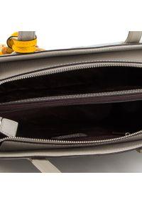Szara torebka klasyczna Wittchen klasyczna