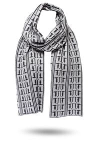 SZALIK Trussardi Jeans. Materiał: tkanina. Styl: elegancki