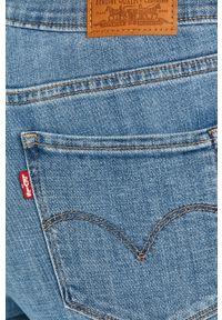 Niebieskie szorty Levi's® casualowe, na co dzień