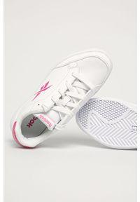 Białe buty sportowe Reebok Classic z cholewką, Reebok Classic