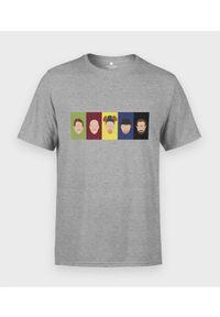 MegaKoszulki - Koszulka męska Face Evolution. Materiał: bawełna