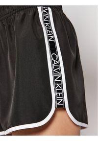 Czarne spodenki sportowe Calvin Klein Swimwear