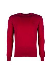 Sweter Roberto Cavalli casualowy, na co dzień