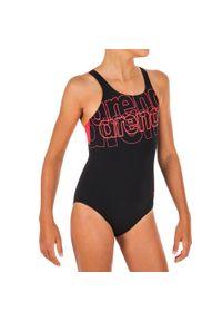 Strój Jednoczęściowy Pływacki Dla Dzieci Arena Spotlight Max Swim Pro. Materiał: materiał, poliester