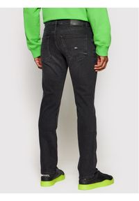 Tommy Jeans Jeansy Scanton DM0DM09810 Czarny Slim Fit. Kolor: czarny