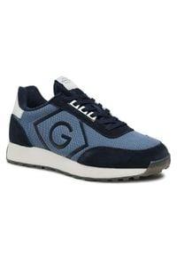 GANT - Gant Sneakersy Garold 22637638 Granatowy. Kolor: niebieski