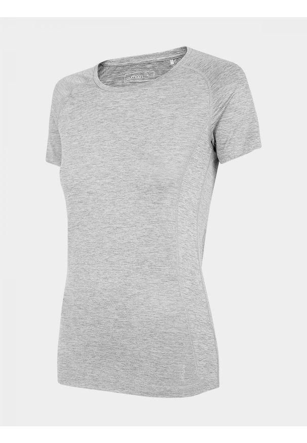 Szara koszulka termoaktywna outhorn melanż