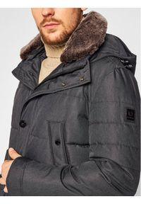 Szara kurtka zimowa Strellson