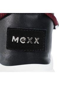Czarne botki MEXX z cholewką