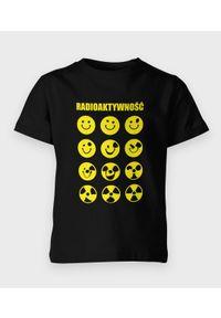 MegaKoszulki - Koszulka dziecięca Radioaktywność. Materiał: bawełna