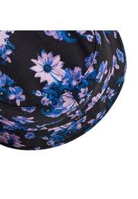 Bucket HUF - Dazy HT00564 Black. Kolor: czarny. Materiał: poliester, materiał