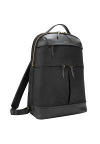 Czarny plecak na laptopa TARGUS elegancki