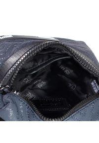 Niebieska nerka Versace Jeans Couture