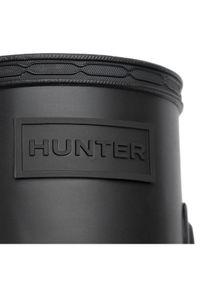 Czarne kalosze Hunter