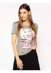 Guess T-Shirt Olga Tee W0GI40 K46D0 Szary Regular Fit. Kolor: szary