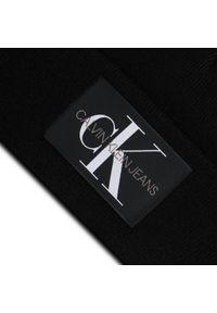 Czarna czapka zimowa Calvin Klein Jeans