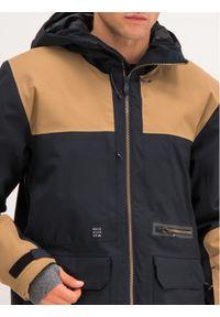Quiksilver Kurtka snowboardowa Arrow Wood EQYTJ03212 Czarny Modern Fit. Kolor: czarny. Sport: snowboard #8