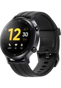 REALME - Smartwatch realme Watch S Czarny (WatchS). Rodzaj zegarka: smartwatch. Kolor: czarny