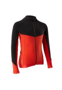Bluza rowerowa BTWIN z długim rękawem, rowerowa, długa