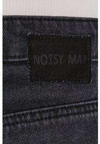 Noisy may - Noisy May - Jeansy Brooke. Kolor: szary