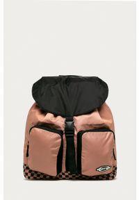 Vans - Plecak. Kolor: różowy