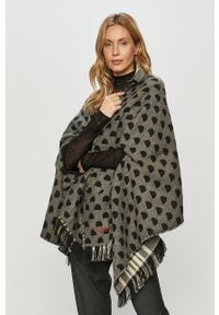 Szary sweter Desigual