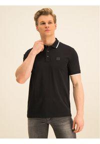 Czarna koszulka polo BOSS polo