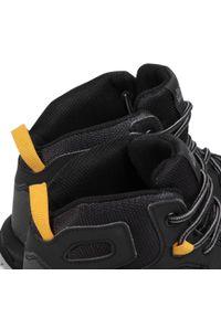 Czarne buty zimowe Jack Wolfskin