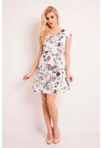 Sukienka pastelowa Lou-Lou w kwiaty