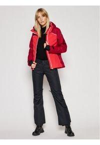 Rossignol Kurtka narciarska Courbe ROSSIGNOL-RLIWJ08 Czerwony Slim Fit. Kolor: czerwony