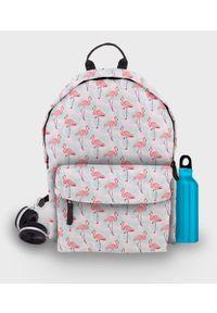 MegaKoszulki - Plecak fullprint Los Flamingos. Materiał: materiał. Wzór: nadruk